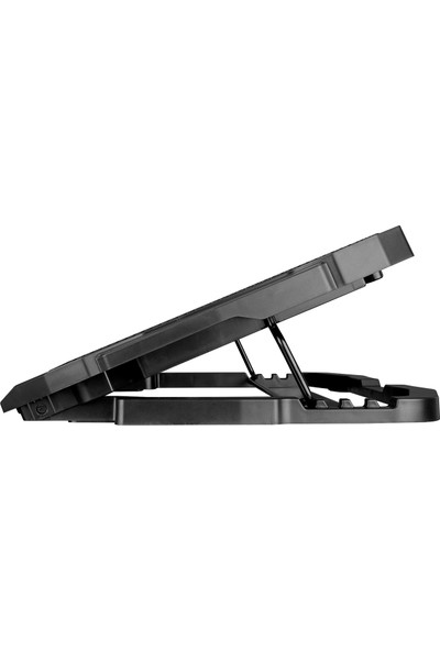 Rampage X-Frame 4 Fanlı 15.6'' Notebook Soğutucu Stand Siyah AD-RX34