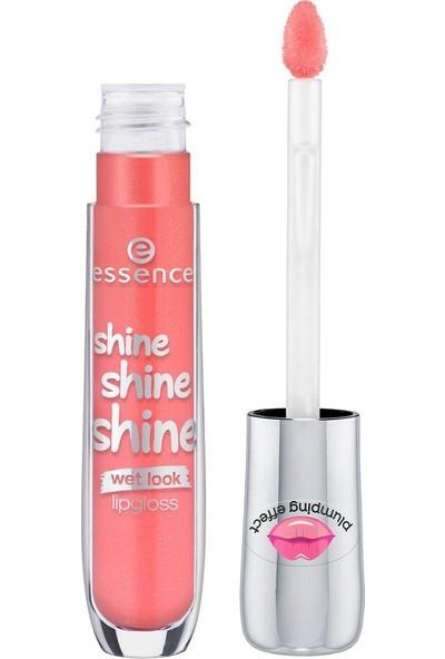 Essence Shine Shine Shine Dudak Parlatıcısı 26