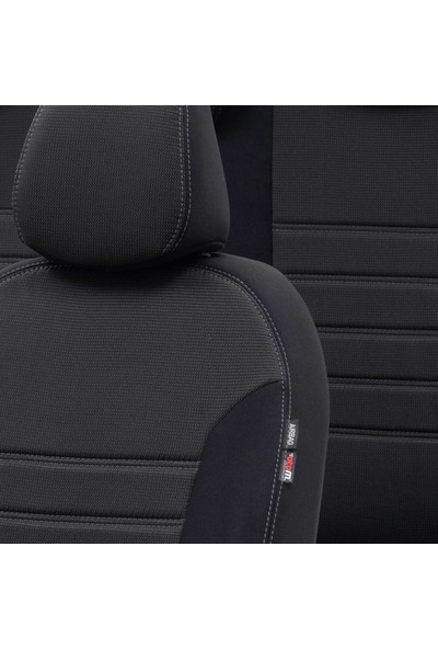 Otom Hyundai Elentra 2011-2016 Özel Üretim Koltuk Kılıfı Original Design Antrasit