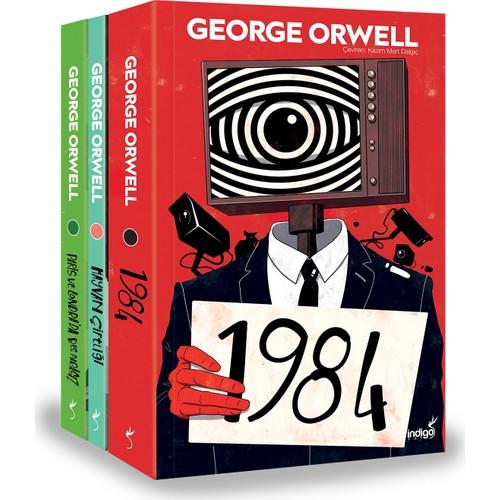 George Orwell Seti (3 Kitap Takım)