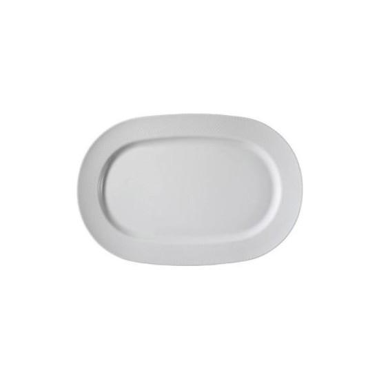 Kütahya Porselen Zümrüt 28 cm. Kayık Tabak