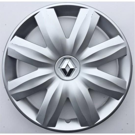 Trend Plus Renault Clio - Symbol 14'' Inç 4 Adet Kırılmaz Esnek Jant Kapağı TRD105