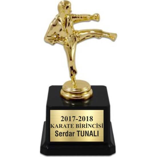 Baskı Adresi Kişiye Özel Karate Ödül Kupası