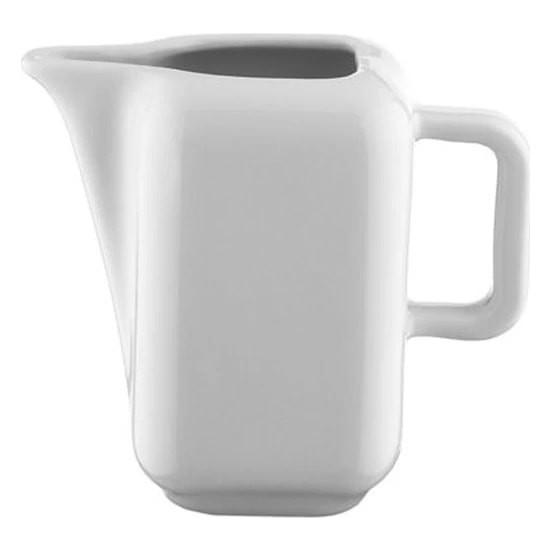 Kütahya Porselen Quadro 01 Sütlük Dekorsuz 90 Cc.