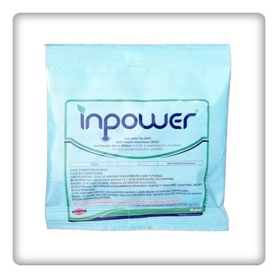 Safa Tarım Çelik Köklendirme Hormonu Inpower (Naa+Iba Hormonları)