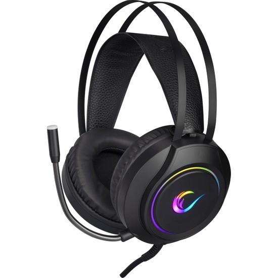 Rampage RM-K45 Orbit-S Rgb 7.1 USB Mikrofonlu Oyuncu Kulaküstü Kulaklık
