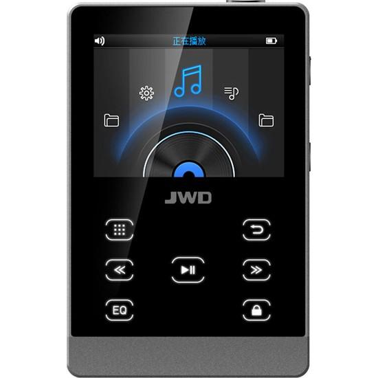 Jwd JWM-107 16 GB Mp3 Çalar Metal Hifi Müzik Çalar (Yurt Dışından)