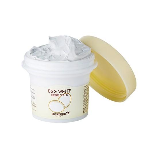 Skinfood Egg White Pore Gözenek Maskesi 125 gr