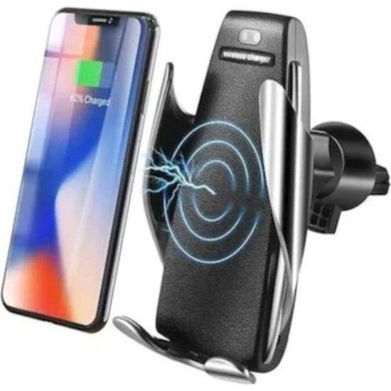 Tg Smart Sensor Kablosuz Araba Şarjı - Araç Telefon Tutucu