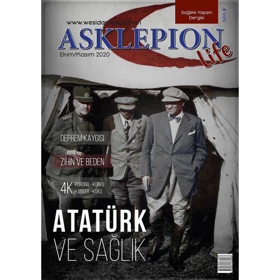 Asklepion Life - Ekim - Kasım 2020