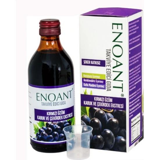 Enoant Siyah Üzüm Ekstraktı 250 ml