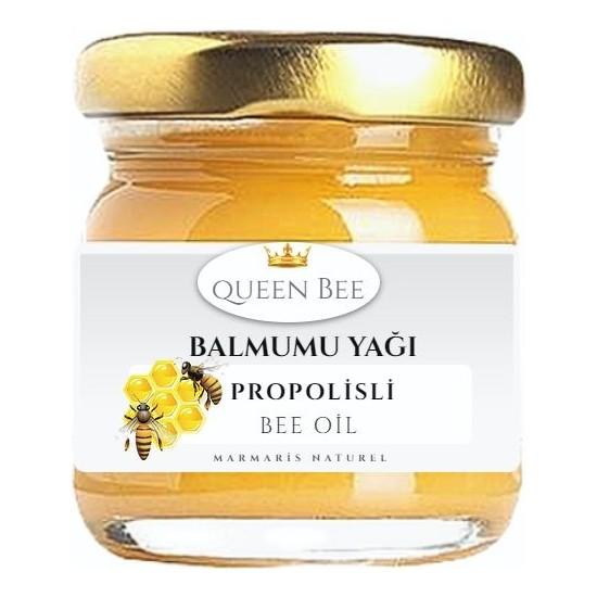 Queen Bee Propolisli Balmumu Yağı