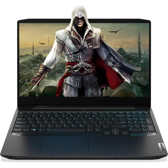 """Lenovo IdeaPad Gaming 3 AMD Ryzen 7 4800H 32GB 1TB GTX 1650Ti Freedos 15.6"""" FHD Taşınabilir Bilgisayar 82EY00CHTX12"""