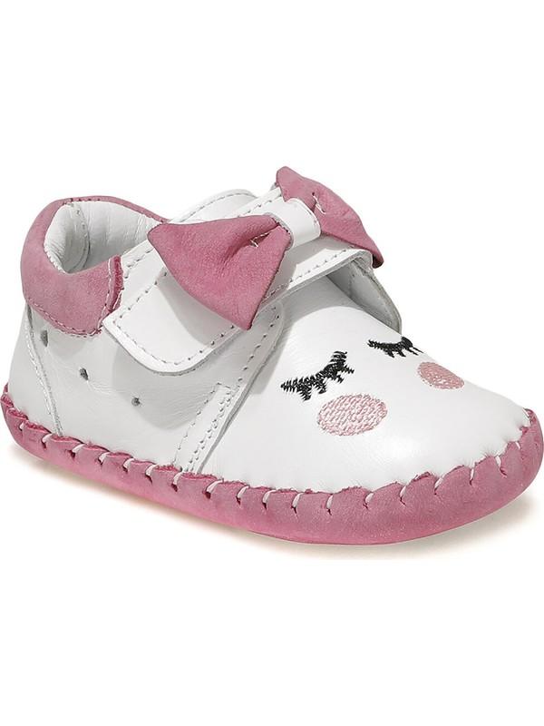 Polaris 511009.I1Fx Beyaz Kız Çocuk Günlük Ayakkabı