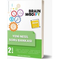Brain Modify Yeni Nesil 2. Sınıf Soru Bankası