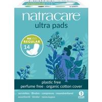 Natracare Ultra Kanatlı Ped Regular 14'lü