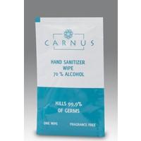 Carnus Dezenfektanlı Islak MENDIL-50LI Kutu