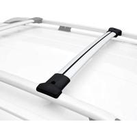 RE&AR Tuning Dacia Duster 2018 Model ve Sonrası Ara Atkı Tavan Barı - Gri