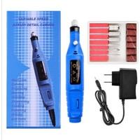 Yingjue Elektrikli Tırnak Parlatıcı Zımpara Aracı 25000 Rpm (Yurt Dışından)