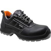 Swolx Clas X-10 S2 Cilt Deri Kompozit Burun Iş Ayakkabısı