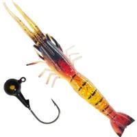 Kaptan Nemo Bond Soft Shrimp A 9 cm Silikon Karides Yem