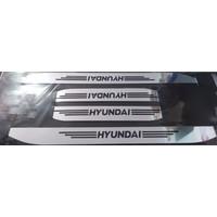 Boğaziçi Hyundai Nikelaj Kapı Eşiği