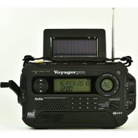 Kaito KA600L 5 Yönlü Acil Durum Am / Fm / Sw Noaa Radyo - Siyah