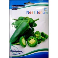 NESİL Jalapeno Biber Tohumu 5 gr Turşuluk Hafif Acı