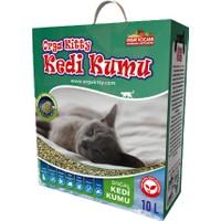 Orga Kitty Topaklanan Granül Kedi Kumu 10 Lt