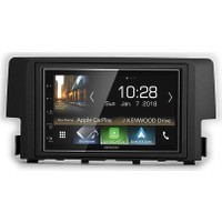 Kenwood Honda Civic Carplay Android Mirrorlink Multimedya Sistemi