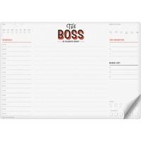 Legami̇ Smart Notes Masaüstü Planlayıcı Patron