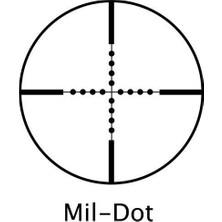 Barska 3-12X40 Ao Mıl Dot Tüfek Dürbünü