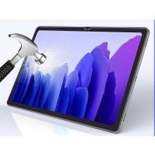 "Fibaks Samsung Galaxy Tab A7 SM-T500 10.4"" Ekran Koruyucu Kırılmaz Cam Temperli Nano Flexible 9h"
