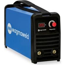 Magmaweld Megastick Kaynak Makinesi (Mini Boyut, Mega Güç) 200 Amper