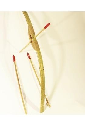 Tozkoparan Ok-Yay Set Özel Bambu Ağacı