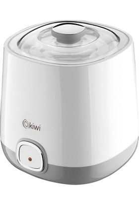Kiwi Kym 7205 Yoğurt Makinesi - Beyaz