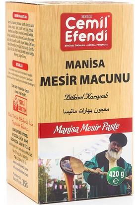 Cemil Efendi Cemilefendi Manisa Mesir Macunu 420 gr