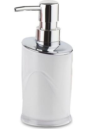 Indecor Sıvı Sabunluk Beyaz