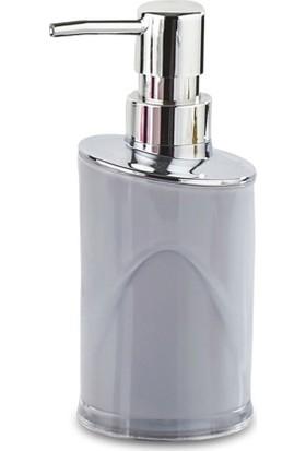 Indecor Sıvı Sabunluk Gri
