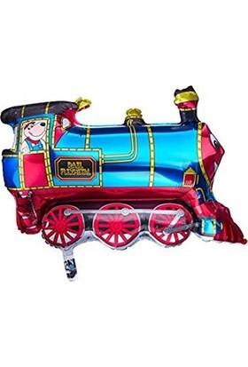 Kullanatparty Tren Folyo Balon