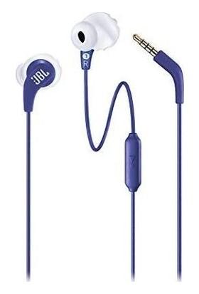 Jbl Endurance Run Mikrofonlu Ipx5 Suya Dayanıklı Kulakiçi Spor Kulaklık - Mavi