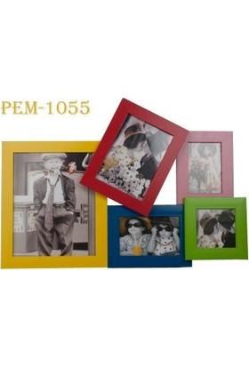 Penna Fotoğraf Çerçeve 5 Renkli PEM1055