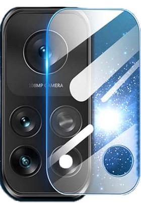 ZORE Xiaomi Mi 10T Pro 5g Zore Nano Kamera Camı Koruyucu