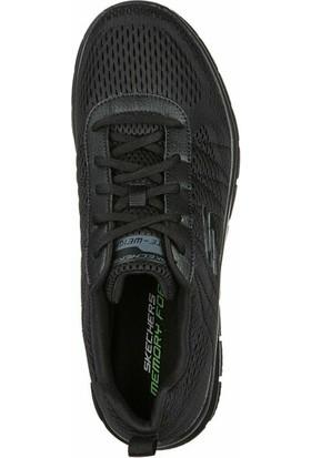 Skechers 232081-BBK Erkek Spor Ayakkabı