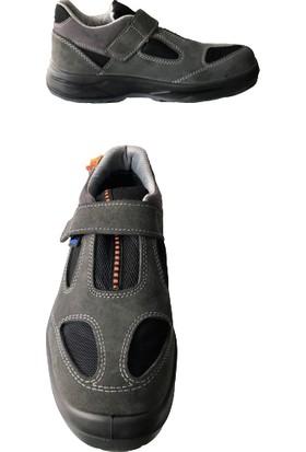 Master Çelik Burun+Taban Süet Ayakkabı