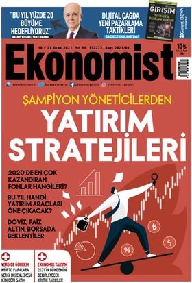 Ekonomist Dergisi - Sayı 2021