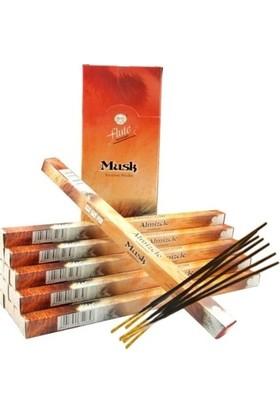 Flute Musk Tütsü 20 Stick