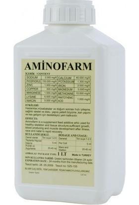 Farmavet Aminofarm Antreman Sonrası Elektrolit Dengesi Düzenleyicisi