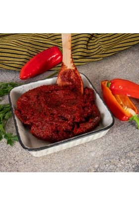 Gaziantep Pazarı Karışık Biber Salçası 1 kg