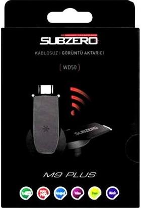 Subzero WD50 M9 Plus Kablosuz Görüntü Aktarıcı